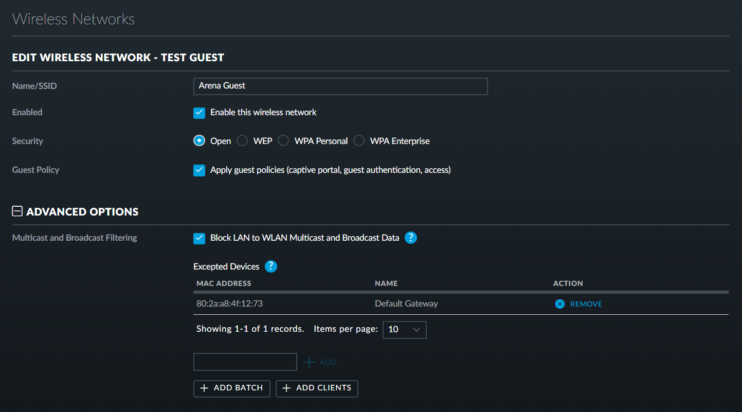 UniFi - High Density WLAN Scenario Guide – Ubiquiti Networks